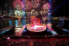 Opera Australia Carmen stage